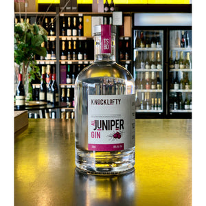 Knocklofty All Juniper Gin 700ml - Hop Vine & Still
