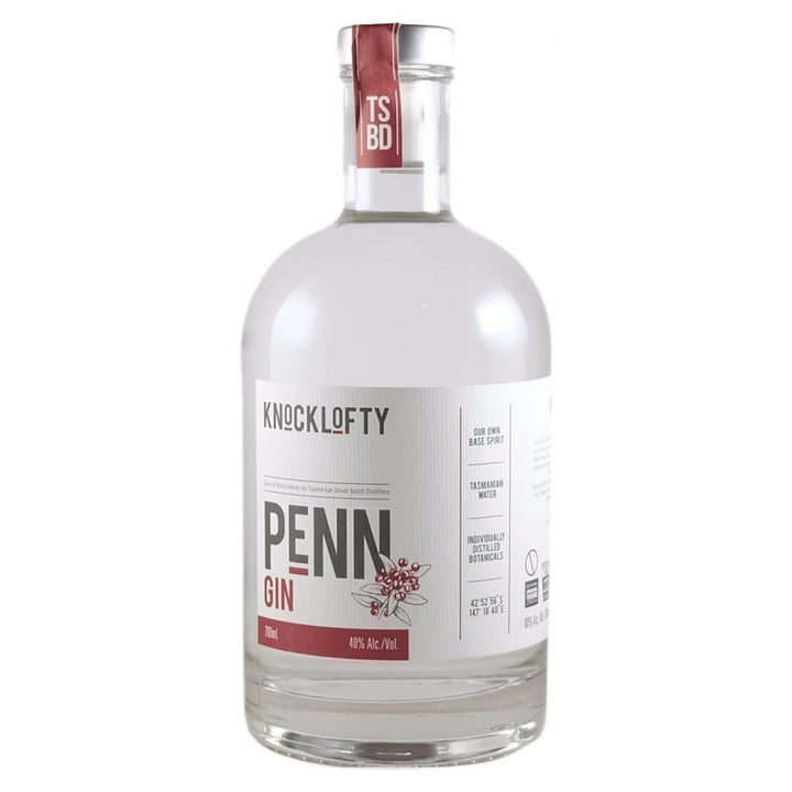 Knocklofty Penn Gin 700ml