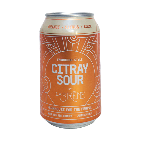 La Sirene Citray Sour 330ml