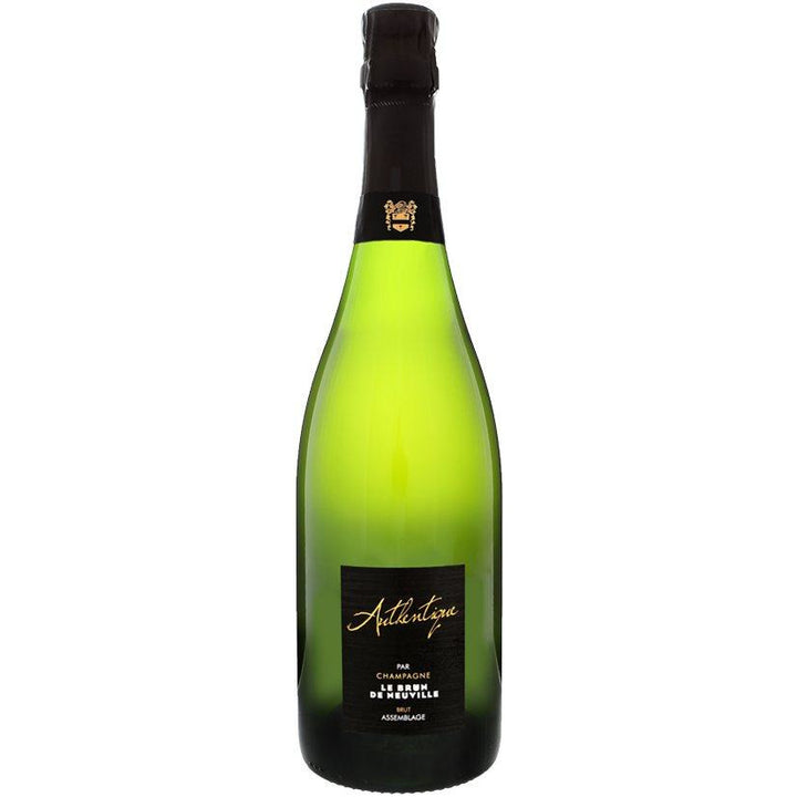 Le Brun de Neuville Authentique Assemblage Brut Champagne NV 750ml