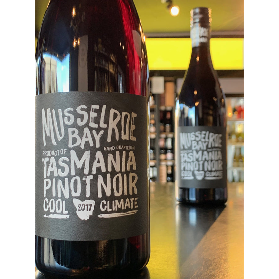 Musselroe Bay Pinot Noir 2017 750ml