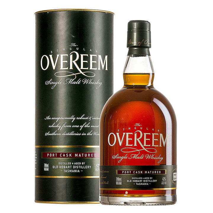 Overeem Cask Strength Port Cask 700ml