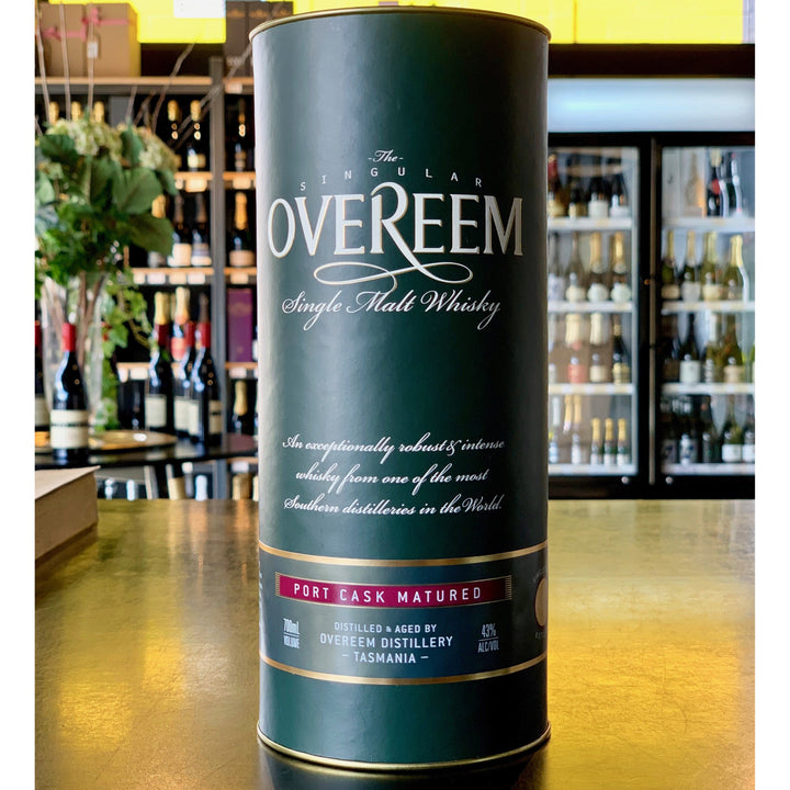 Overeem Port Cask Whisky 700ml