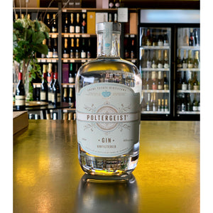 Poltergeist Unfiltered Gin 700ml