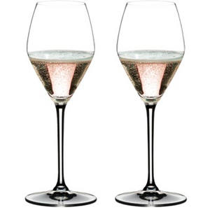 Riedel Extreme Champagne / Rose  2 + Bottle Gift Pack - Hop Vine & Still