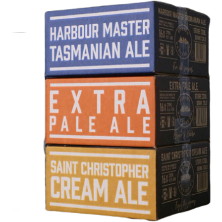 Hobart Brewing Co Harbour Master 16 x 375ml
