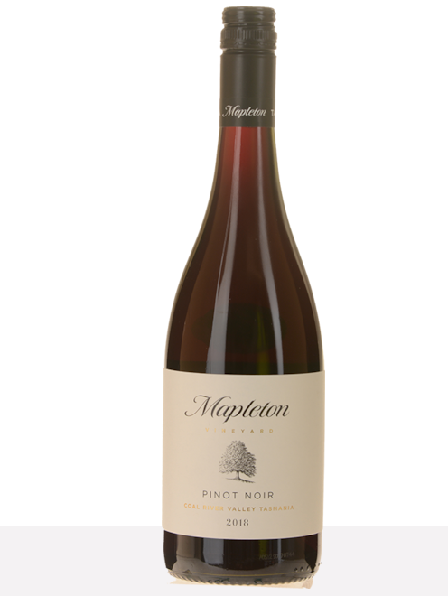 Mapleton Pinot Noir 2018 750ml - Hop Vine & Still