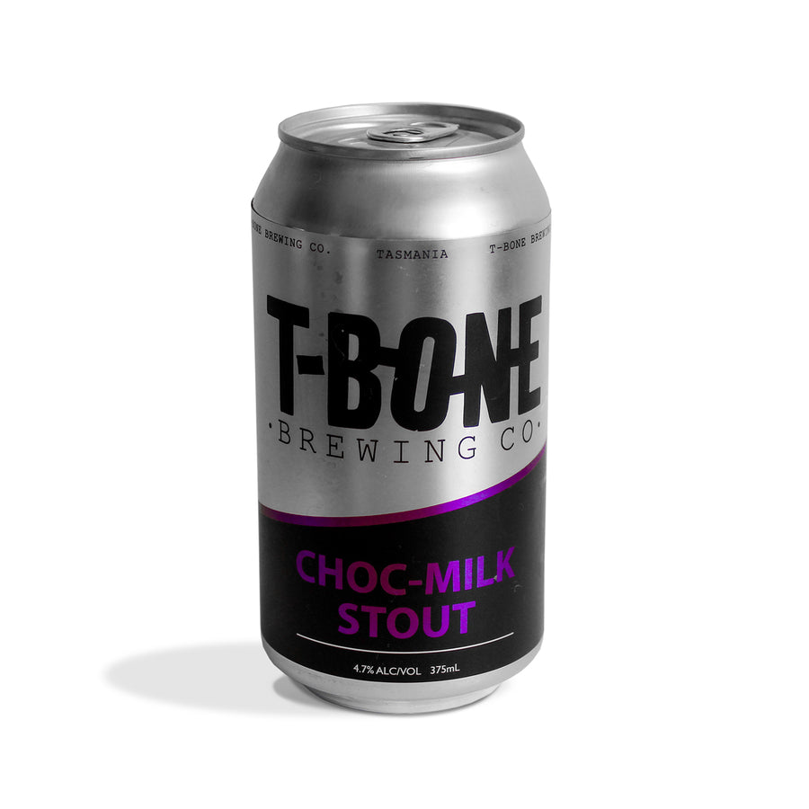 T-Bone Choc-Milk Stout 375ml