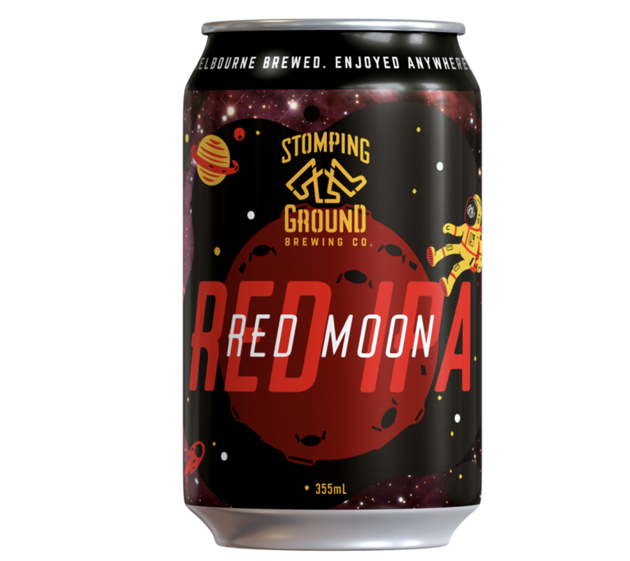Stomping Ground Red Moon RIPA 355ml - Hop Vine & Still