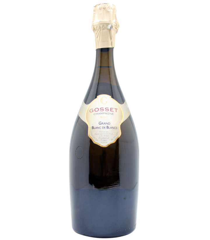 Gosset Grand Blanc de blancs NV 750ml - Hop Vine & Still