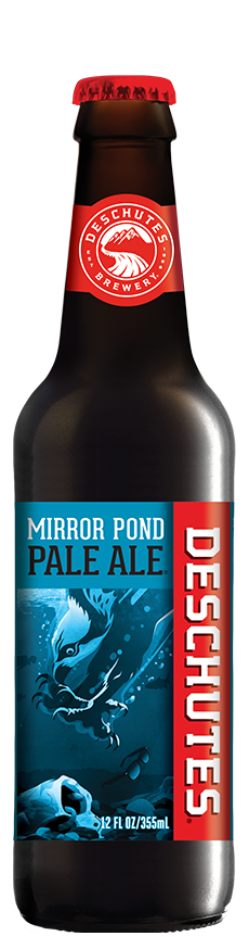 Deschutes Brewery Mirror Pond Pale Ale 355mL