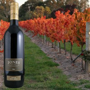 Jones Winery & Vineyard Malbec 2016 6 x 750mL - Hop Vine & Still