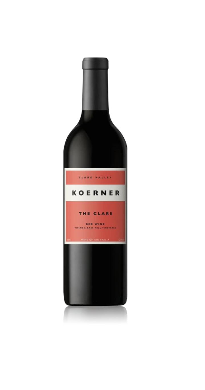 Koerner The Clare 20 Red 2020 750ml - Hop Vine & Still