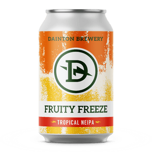 Dainton Fruity Freeze Tropical NEIPA 375ml - Hop Vine & Still