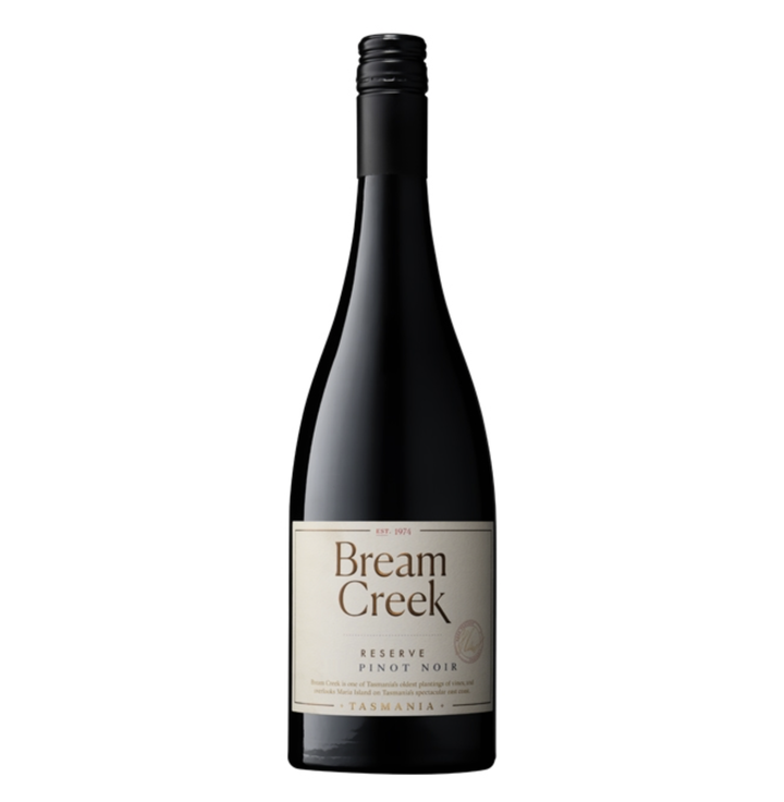 Bream Creek Reserve Pinot Noir 2018 750ml - Hop Vine & Still