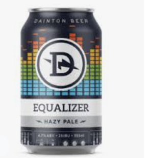 Dainton Equalizer Haze Pale Ale 375ml - Hop Vine & Still