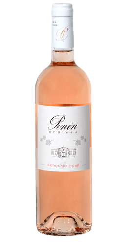 Chateau Penin Rosé Bordeaux 2018 6 x 750mL - Hop Vine & Still