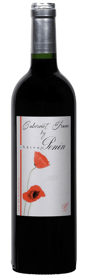 Cabernet Franc by Penin Bordeaux Rouge 2017 6 x 750mL - Hop Vine & Still