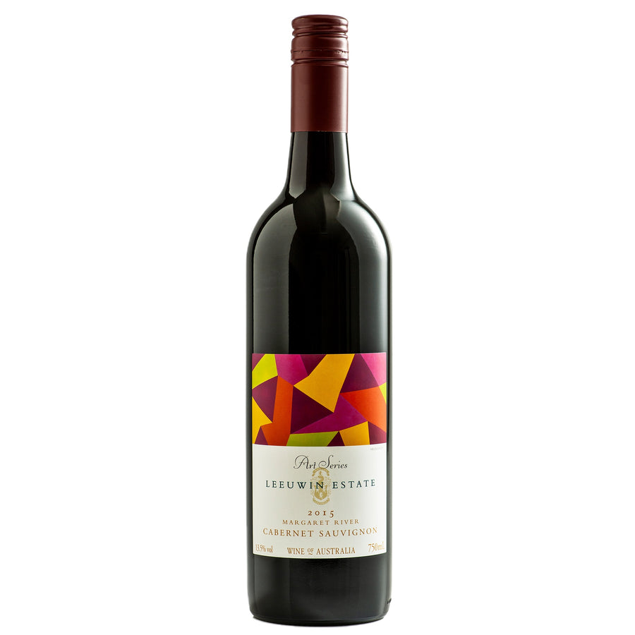 Leeuwin Estate Art Series Cabernet Sauvignon 2015 750mL - Hop Vine & Still