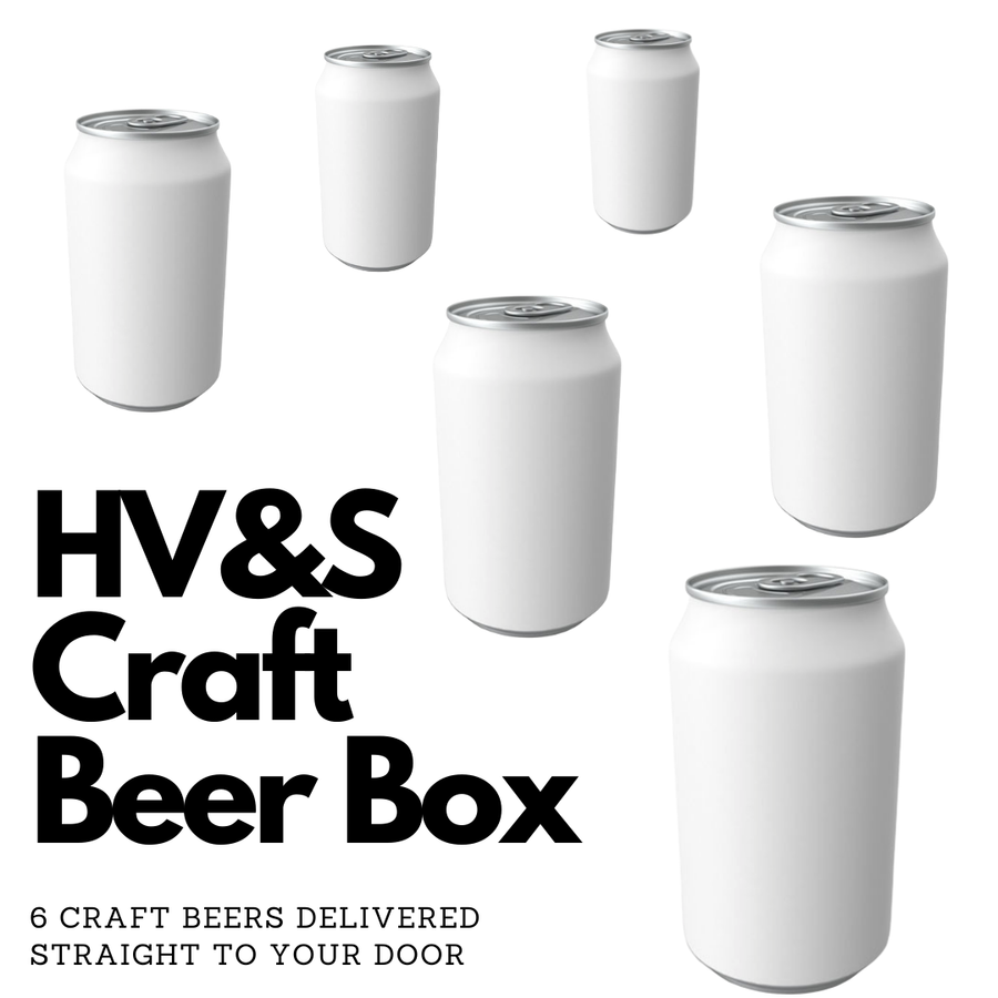 HV&S Craft Beer Box - Ongoing Subscription - Hop Vine & Still