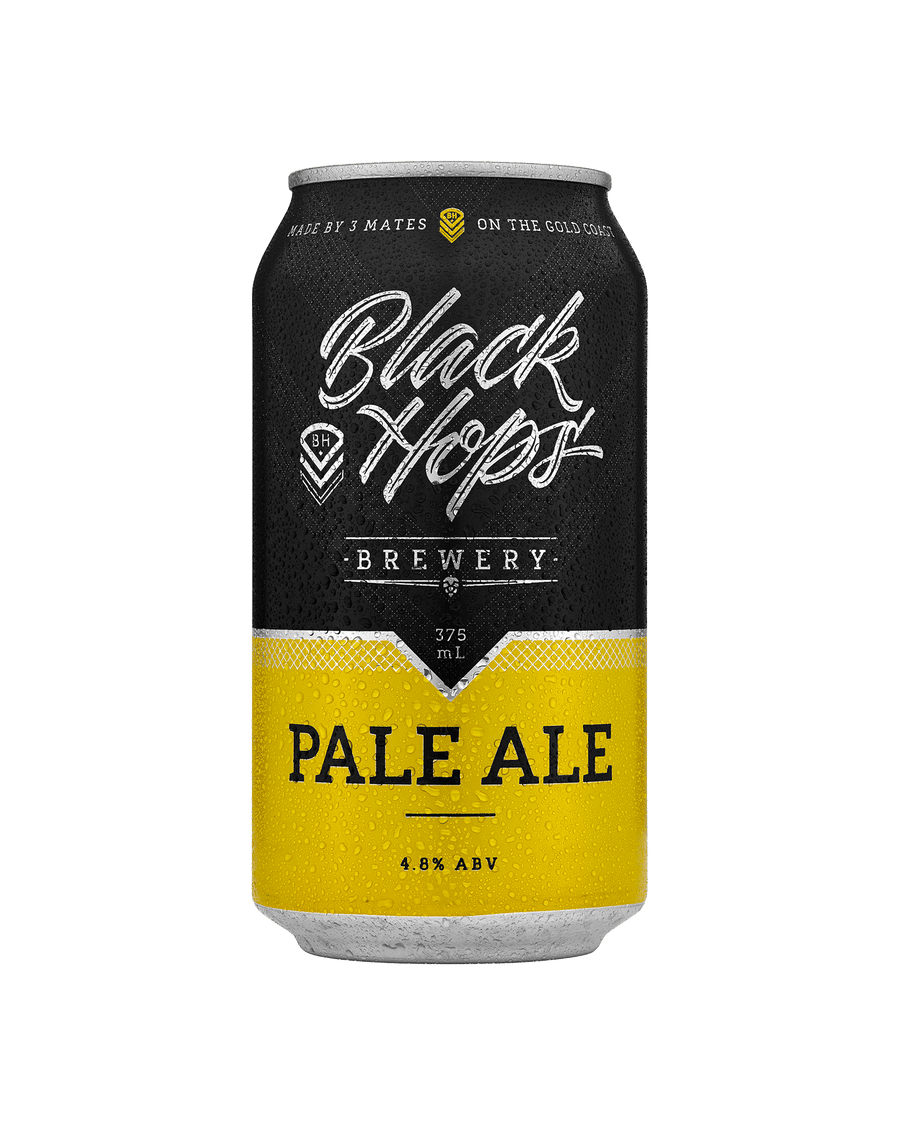 Black Hops Pale Ale 375ml - Hop Vine & Still