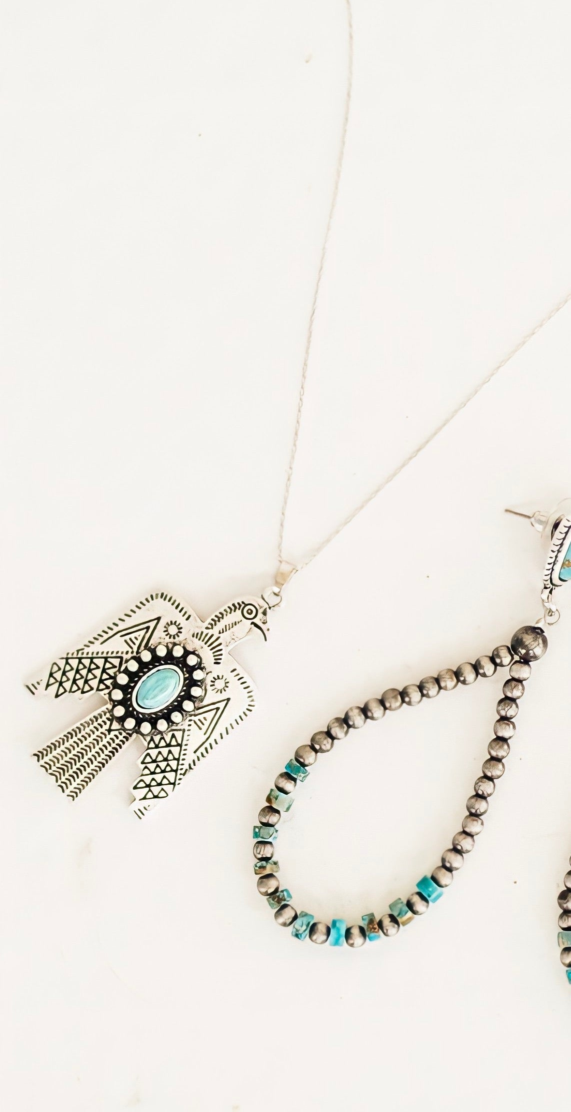 Fly High Pendant Necklace