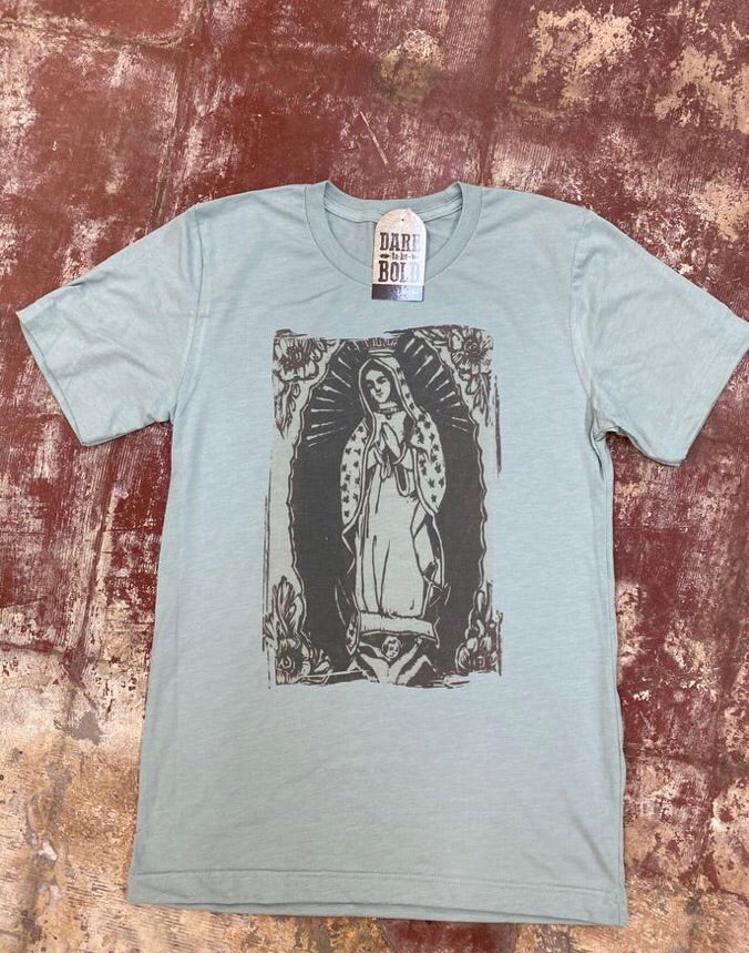Lady Guadalupe Tee