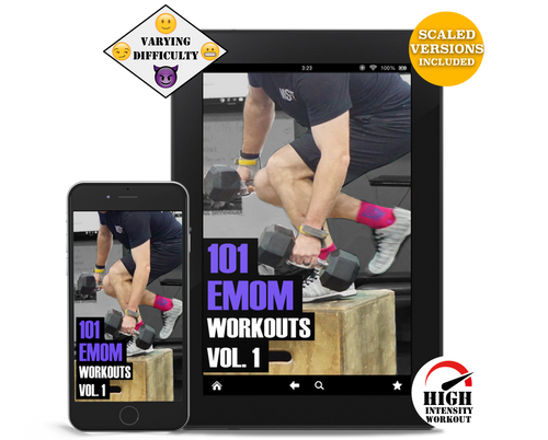 101 EMOM Workouts: Vol 1
