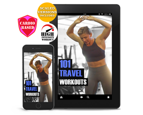 101 Travel Workouts