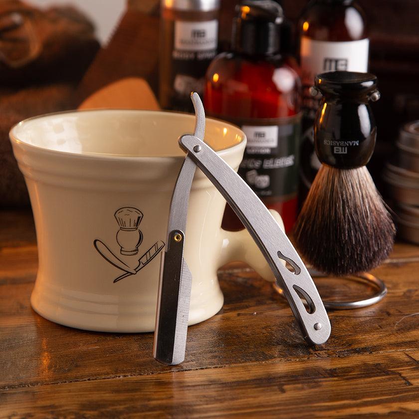 ManBasics Wet Shaving Products