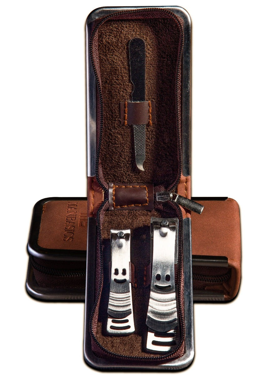 ManBasics Nail Clipper Set