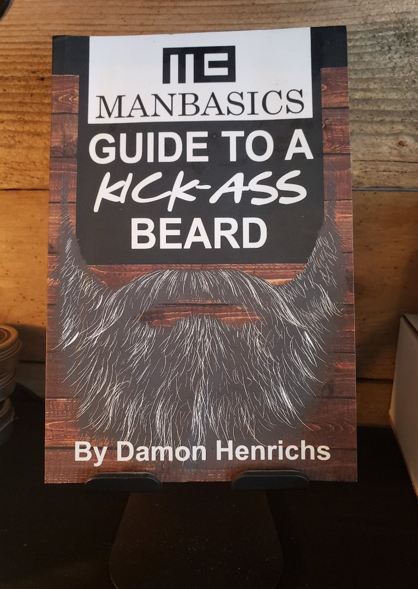 ManBasics Guide to a Kick Ass Beard