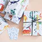 Zodiac Eco-Friendly Recycled Gift Tags