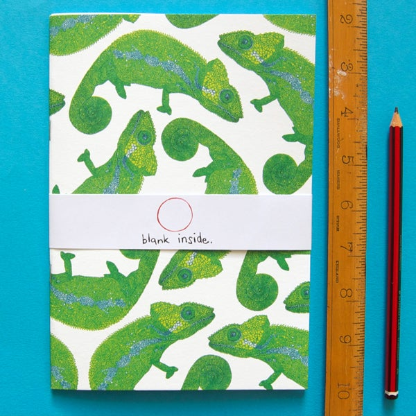Chameleon Notebook