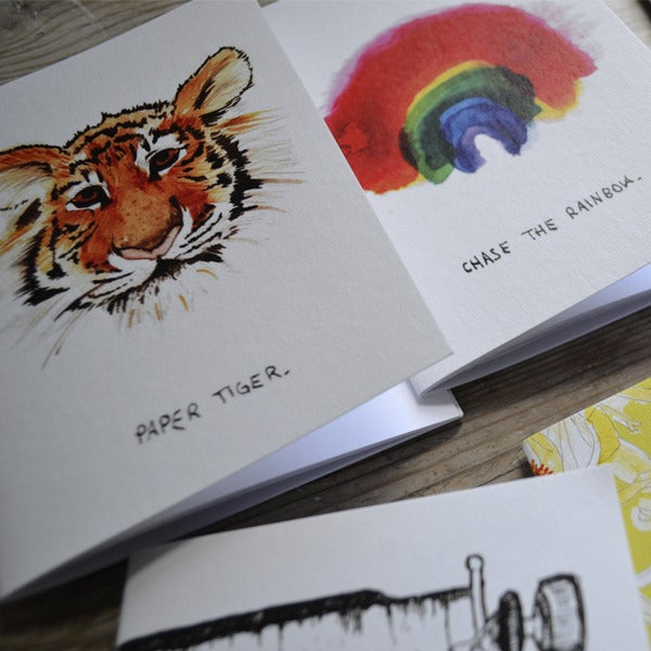 Chase the Rainbow Notebook