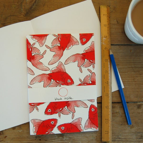 Goldfish Notebook