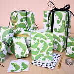 Chameleon Eco-Friendly Wrapping Paper