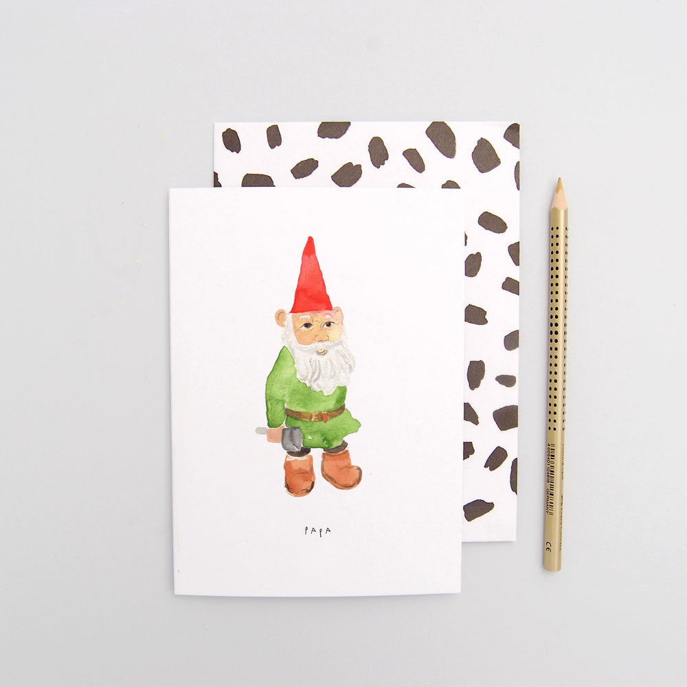 'Papa' Greeting Card