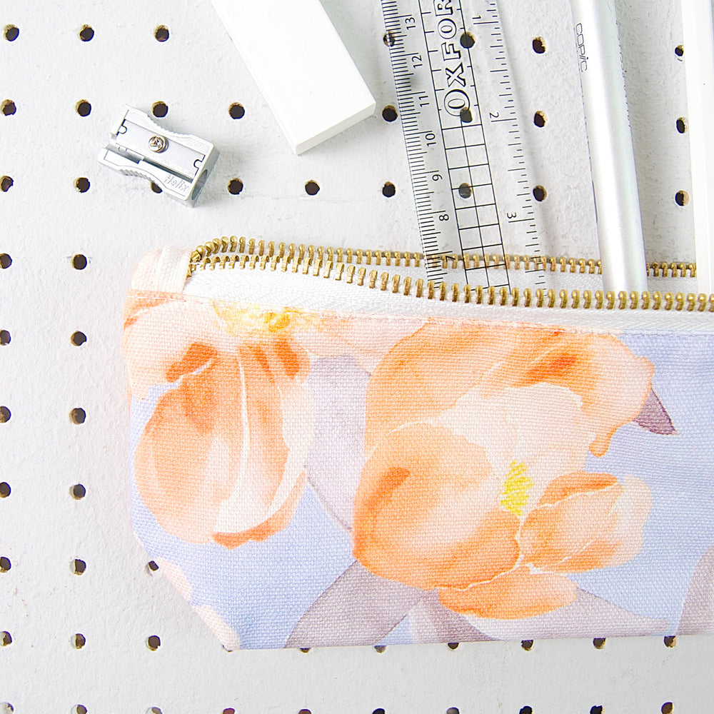 Bloomin' Floral Pencil Case