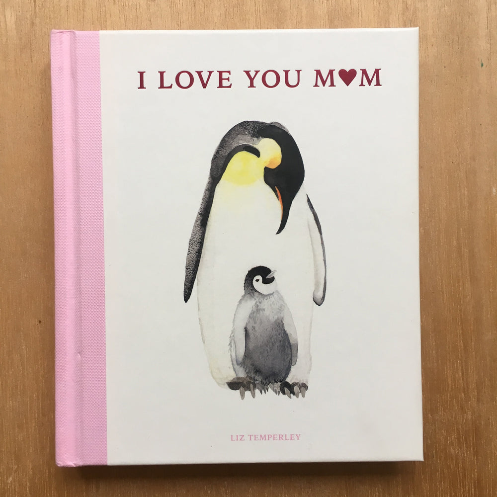 I love you Mum Book