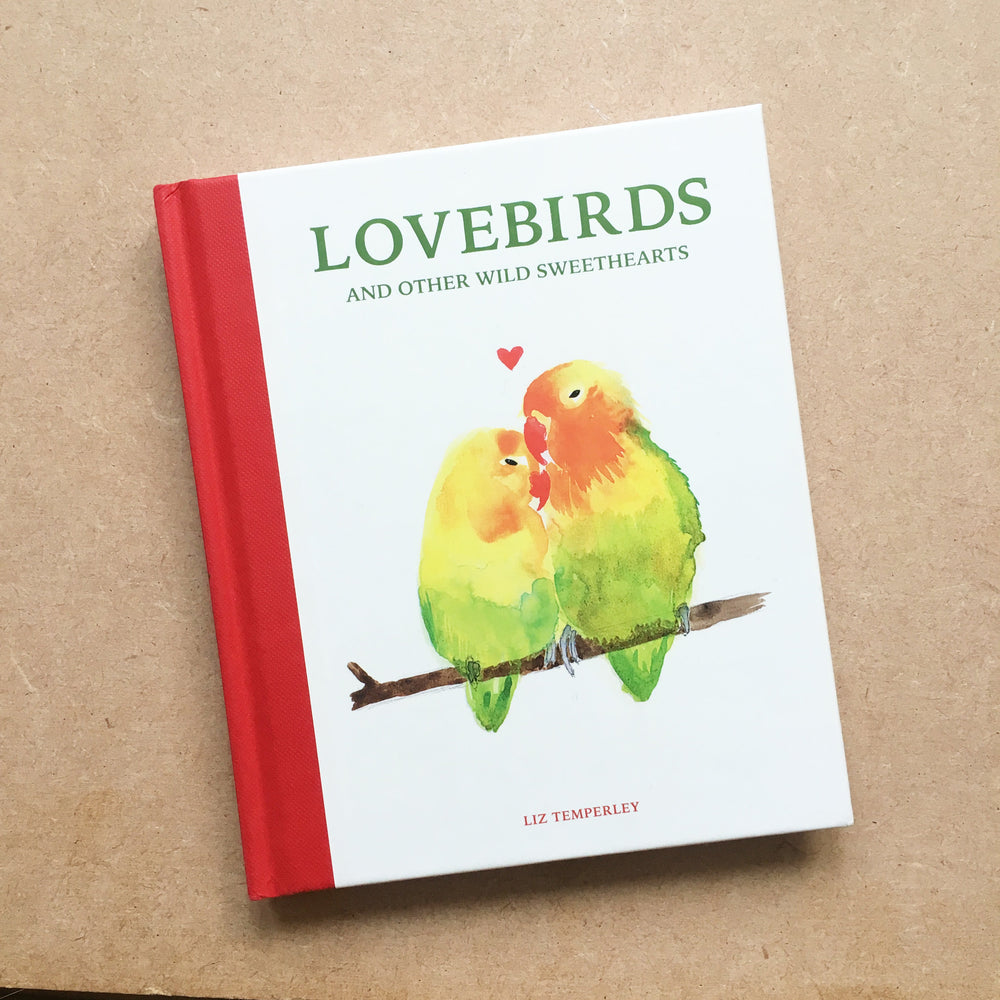 Love Birds and Other Wild Sweethearts