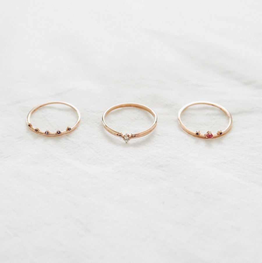 Elise Ring - ARI GISELLE FINE JEWELS