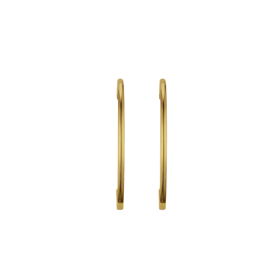 Plain Jane Earrings - ARI GISELLE FINE JEWELS