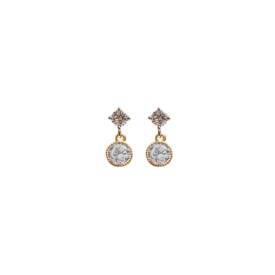Mia Earrings - ARI GISELLE FINE JEWELS