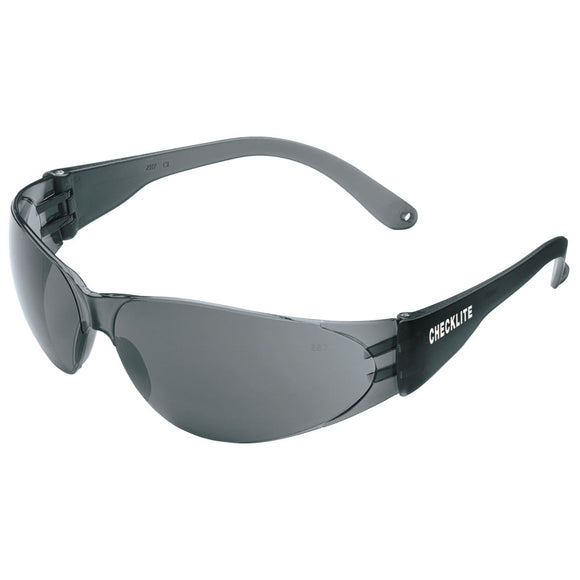 SAFETY GLASSES GREY - 12PK