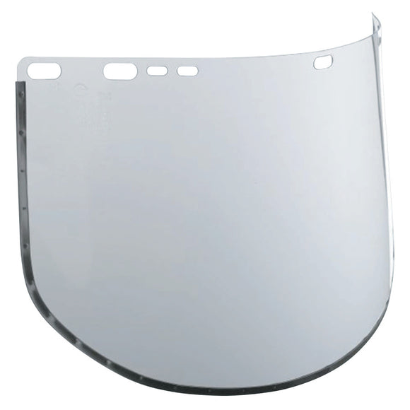 Clear Face Shield 15 1/2 in x 9 in 10PK