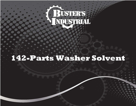 142 - Parts Washer Solvent - 5gal