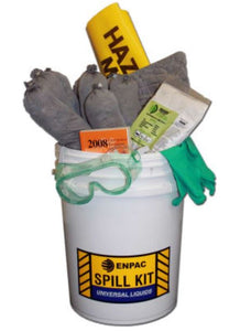 Mobile 5 Gallon Universal Spill Kit