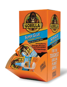 Gorilla Super Glue - regular - 24pk