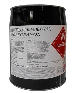 Isopropyl Alcohol 99% - 5gal
